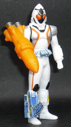 仮面ライダーフォーゼ ベースステイツ ロケットオン