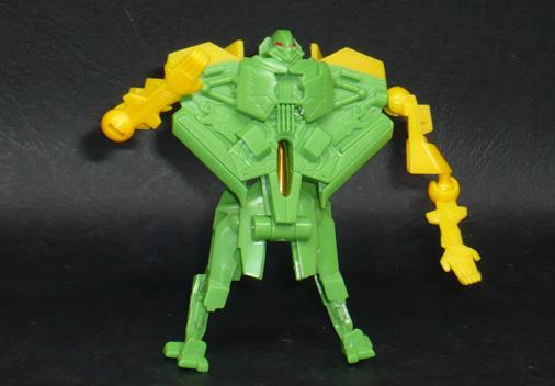 スタースクリーム ケロロVer, ロボットモード