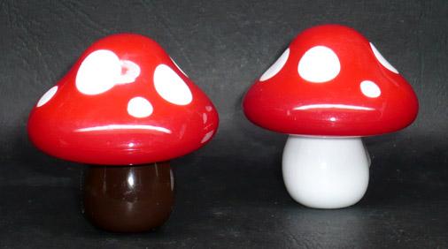 フクヤ キノコ型ボールペン(赤)