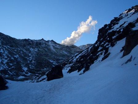 朝の硫黄山CIMG0029