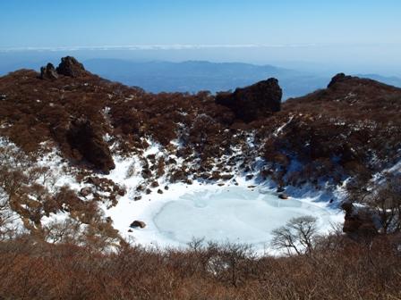 大船山山頂から御池P2213173