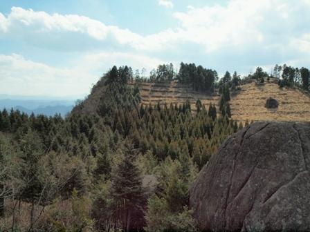 第4展望地から山頂P3253339