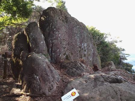 巨石群の上P3253415