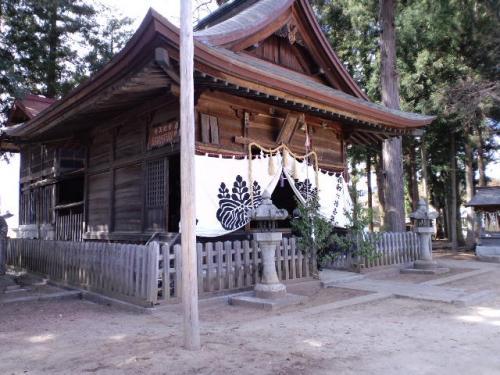 伊那森神社