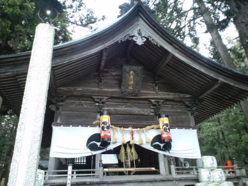 矢彦神社1