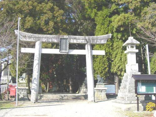 大宮五十鈴神社への道12