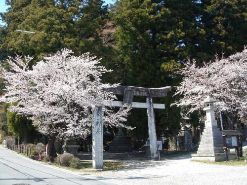 大宮五十鈴神社への道13