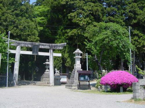 大宮五十鈴神社への道14
