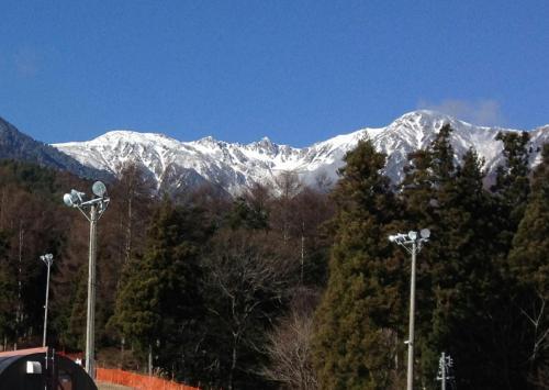 スキー場開き4