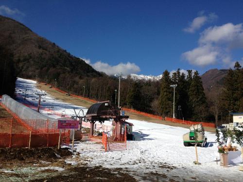 スキー場開き2