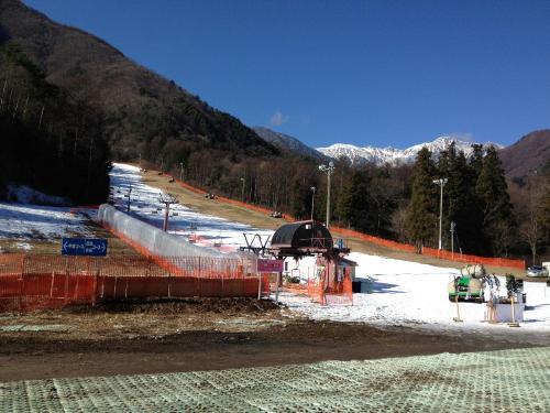 スキー場開き1