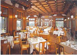 富士屋ホテルレストラン