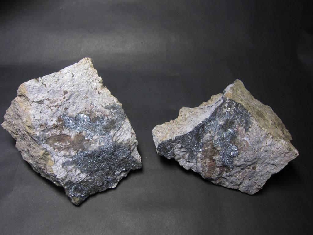 寝姿山のラムスデル鉱