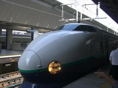 上越新幹線・・とき