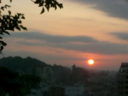 新しい朝。