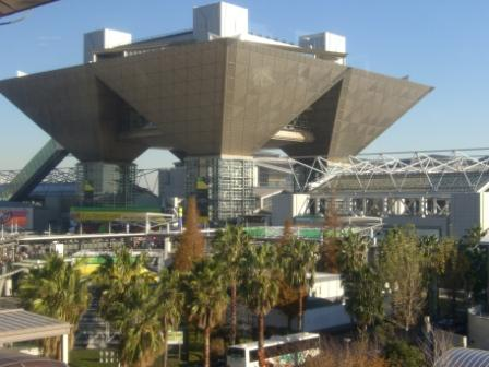 2011東京モーターショー ビッグサイト