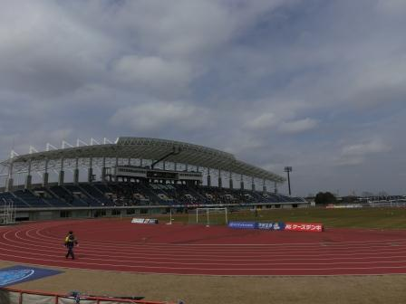 2012 J2 第1節 水戸vs横浜FC ケーズデンキスタジアム