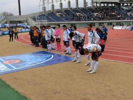 2012 J2 第1節 水戸vs横浜FC 敗戦…