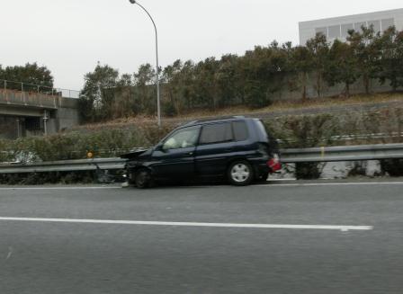 常磐道の事故
