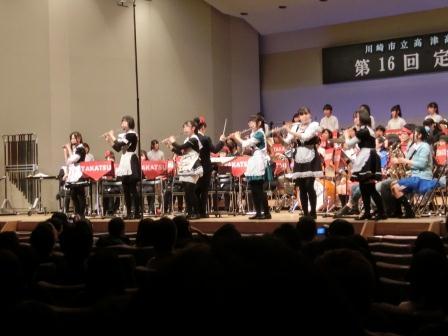 高校生の演奏会