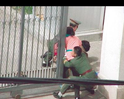 2002 瀋陽領事館侵入事件