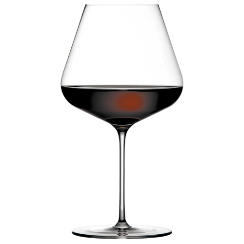 ブルゴーニュ型ワイングラス