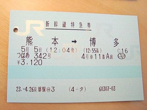 ゆりこ 九州旅行 ロックケーキ 428