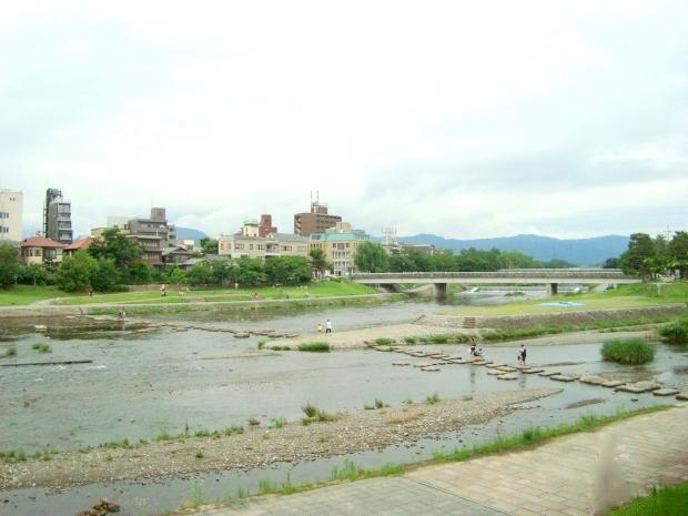 広・高瀬川下鴨アジサイ2011 066