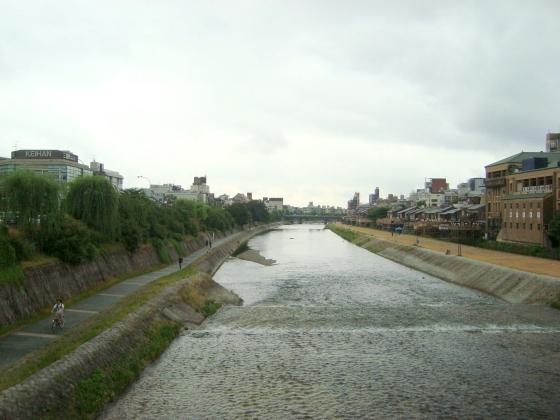 広・高瀬川下鴨アジサイ2011 020