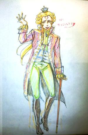 サソジェルマソ伯爵