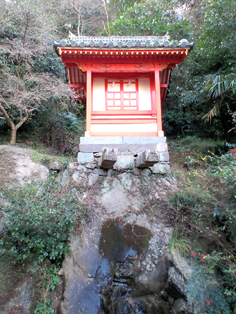 瀧祭神社様