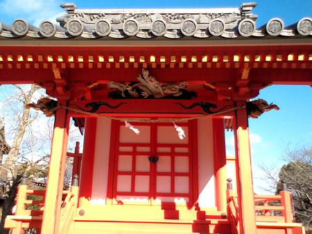 宇賀神社様 御本殿2