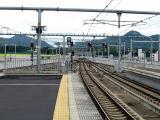 福知山駅ホーム1