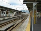 福知山駅ホーム2
