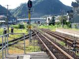 浜坂駅ホーム1