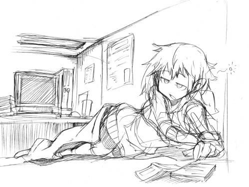 ネカフェで睡眠