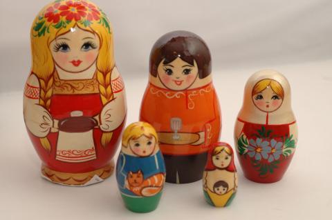 ロシア民族マト