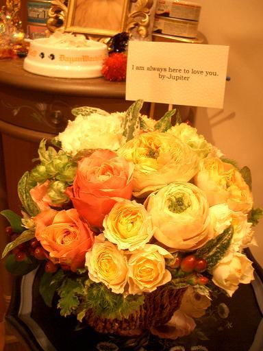レオッチさんのお花