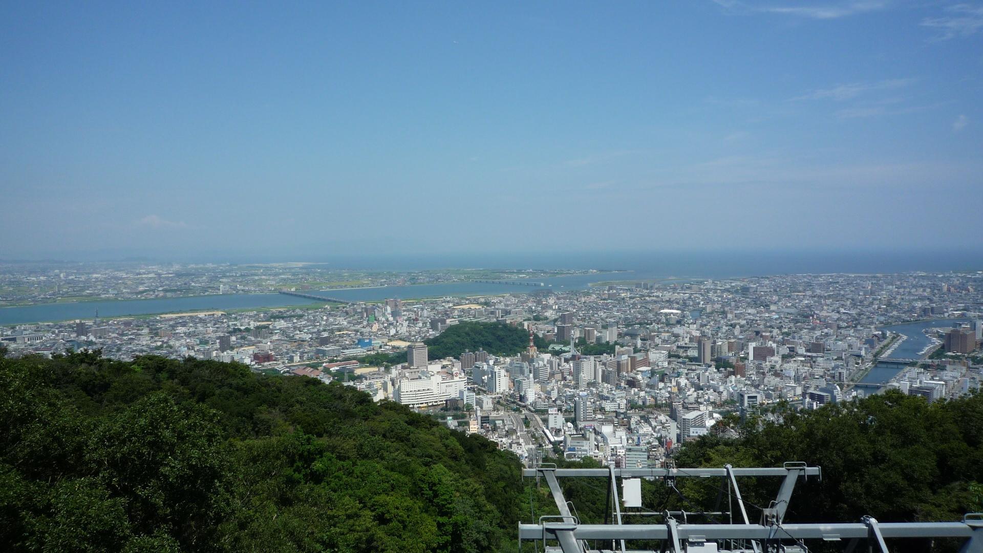 04_徳島市眉山山頂