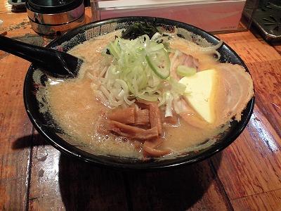札幌味噌ラーメン20090729