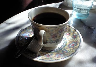 ホットコーヒー20091018