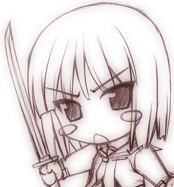 剣士少女01b