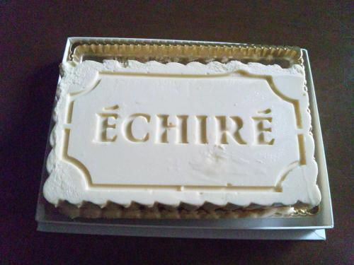 エシレのケーキ