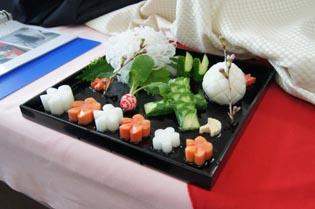 日本料理飾り