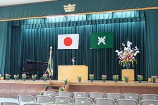 入学入学式