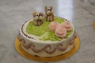 バタクりケーキ
