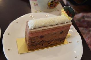 ラ・さくらんぼケーキ