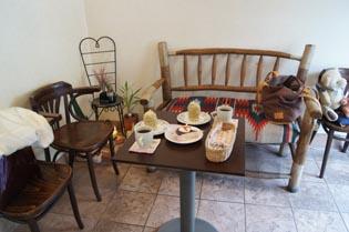 ラ・喫茶コーナー