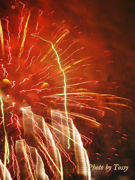 G10で写した花火3