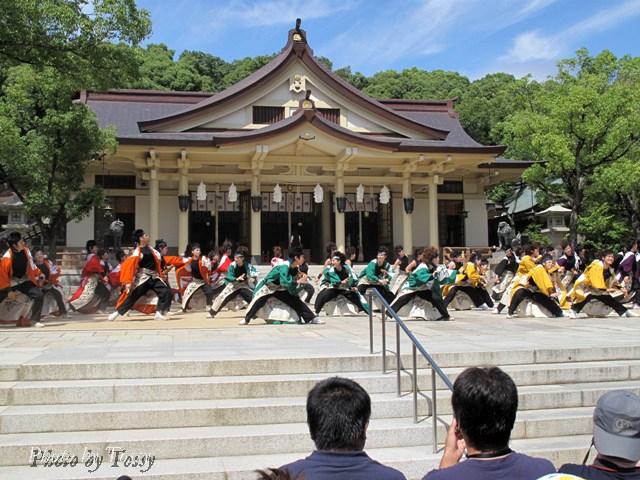湊川神社本殿3